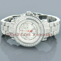 Joe Rodeo Diamond Watches Rio Ladies Diamond Watch 9ct