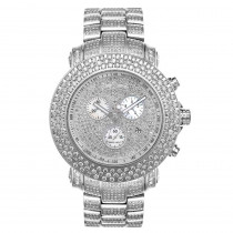 Joe Rodeo Junior Fully Iced Out Diamond Watch 21ct