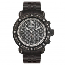 Joe Rodeo Watches: Apollo Mens Diamond Watch 1.70ct