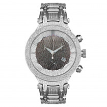 Joe Rodeo Watches Master Diamond Watch  4.75ct. Mens