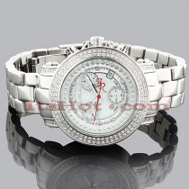 Joe Rodeo Womens Diamond Watch 1.25ct Rio White MOP