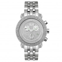 JOJO Diamond Bezel Joe Rodeo Watch - Classic 3.50ct