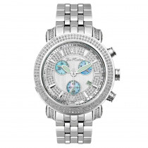 JoJo Joe Rodeo Diamond Tyler Watch 2.00ct Silver