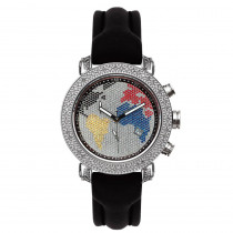 JOJO Ladies Watch With Genuine Diamonds 0.60ct
