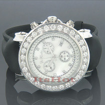 JoJo Watch Joe Rodeo Junior Diamond Watch 7.00ct