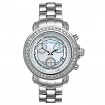 Ladies Joe Rodeo JoJo Diamond Watch 2ct Rio White MOP