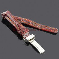 Leather Watch Bands: Joe Rodeo Watch Strap 16mm Brown