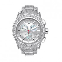 Luxury Diamond Watches Mens Aqua Master Watch 13ct