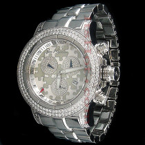 Master Piece Puzzle Diamond JoJo Watch Joe Rodeo 5.5ct