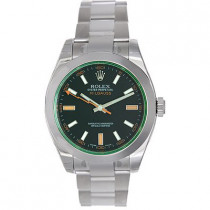 Mens New ROLEX Milgauss Watch Anniversary Edition