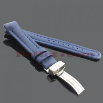 Polyurethane Watch Bands for Joe Rodeo Watches 16mm Blue