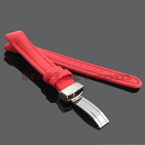 Polyurethane Watch Bands for Joe Rodeo Watches 16mm Red