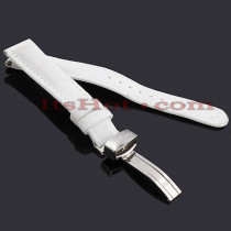 Polyurethane Watch Bands for Joe Rodeo Watches 16mm White
