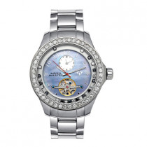 Tourbillion Watches Aqua Master Diamond Watch 5.75