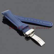 Watch Bands: Joe Rodeo Polyurethane Watch Band 20mm Blue