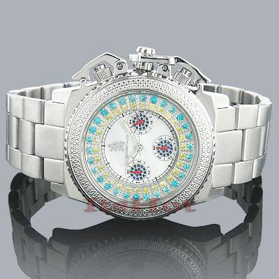 Diamond Mens Watches Richard Co Diamond Watch 0.25ct