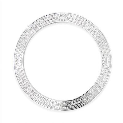 Diamond Watch Bezel for Joe Rodeo Razor 4ct