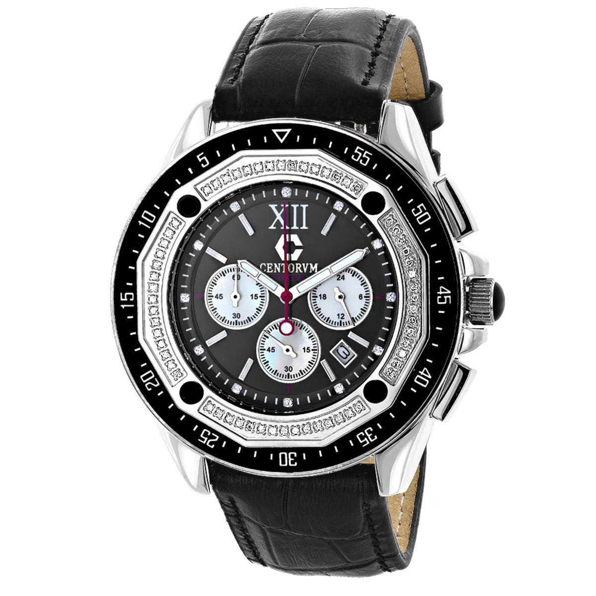 Diamond Watches For Men: Centorum Falcon 0.55ct