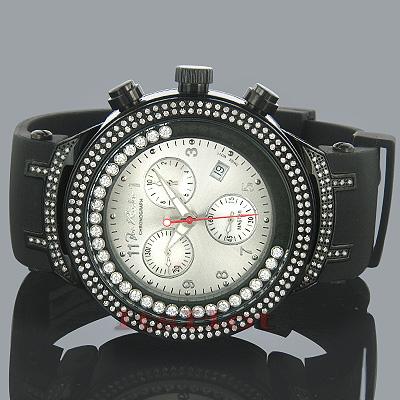 Diamond Watches Joe Rodeo Master Diamond Watch 2.20ct