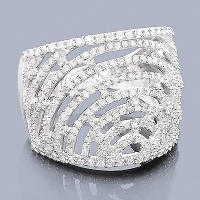 Fashion Diamond Ring 1.25