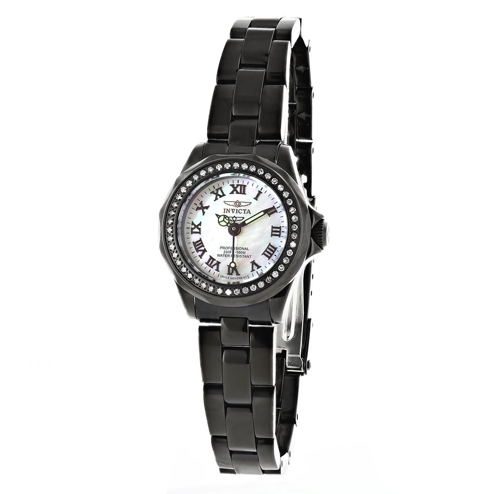 Invicta Diamond Watch 0.52ct Ladies