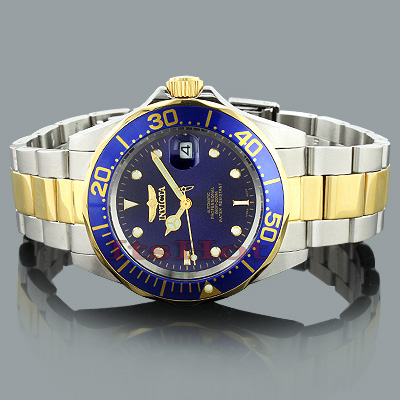 Invicta Mens Automatic Watch 8928 Pro Diver Collection
