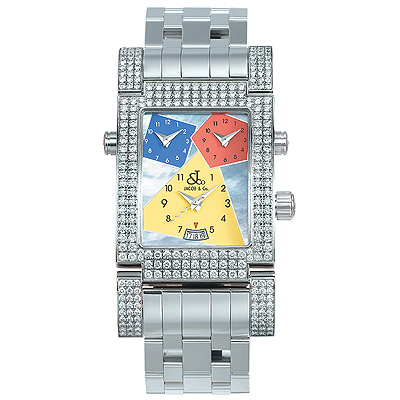 Jacob Co Capri Diamond Watch