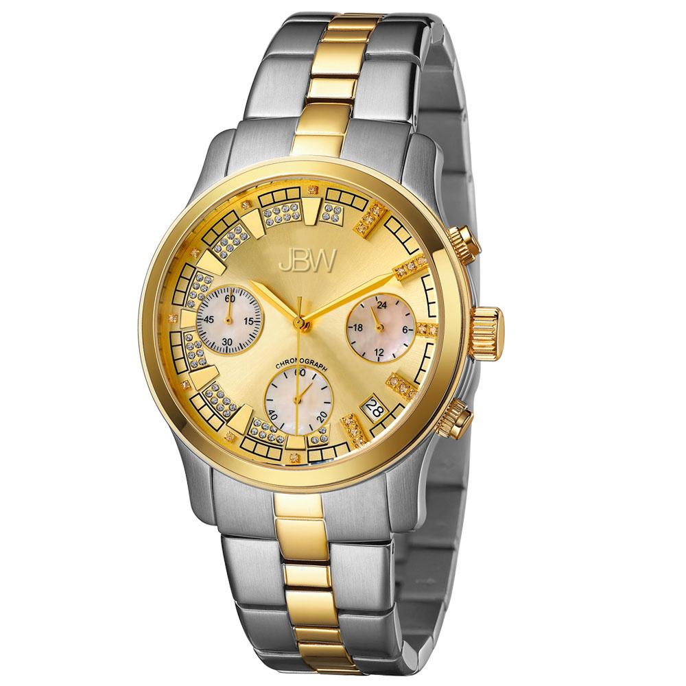 JBW Watches ALESSANDRA Women's Diamond Watch JB-6217-C