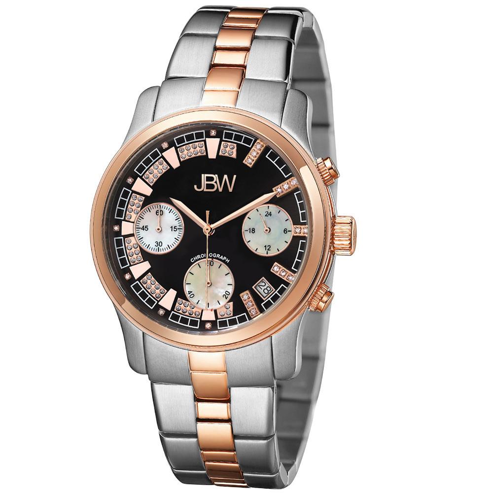 JBW Watches ALESSANDRA Women's Diamond Watch JB-6217-D