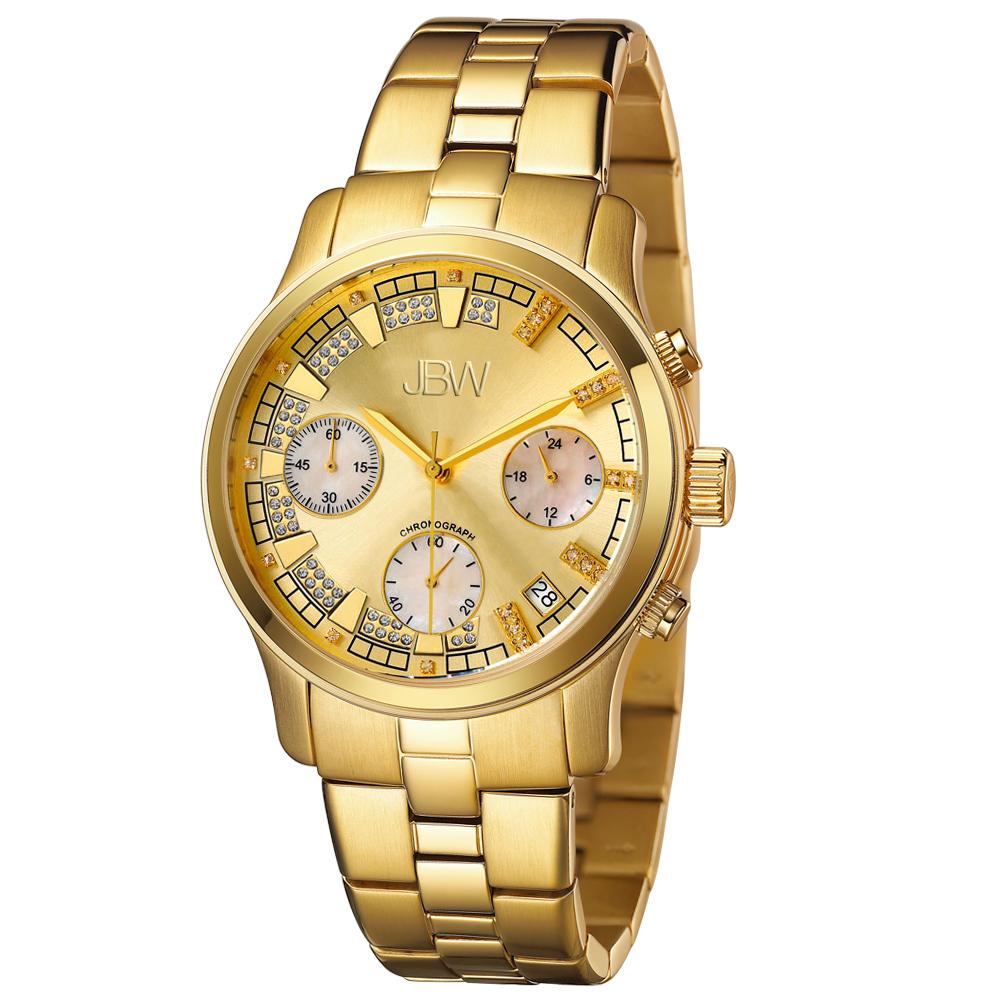 JBW Watches ALESSANDRA Women's Diamond Watch JB-6217-E