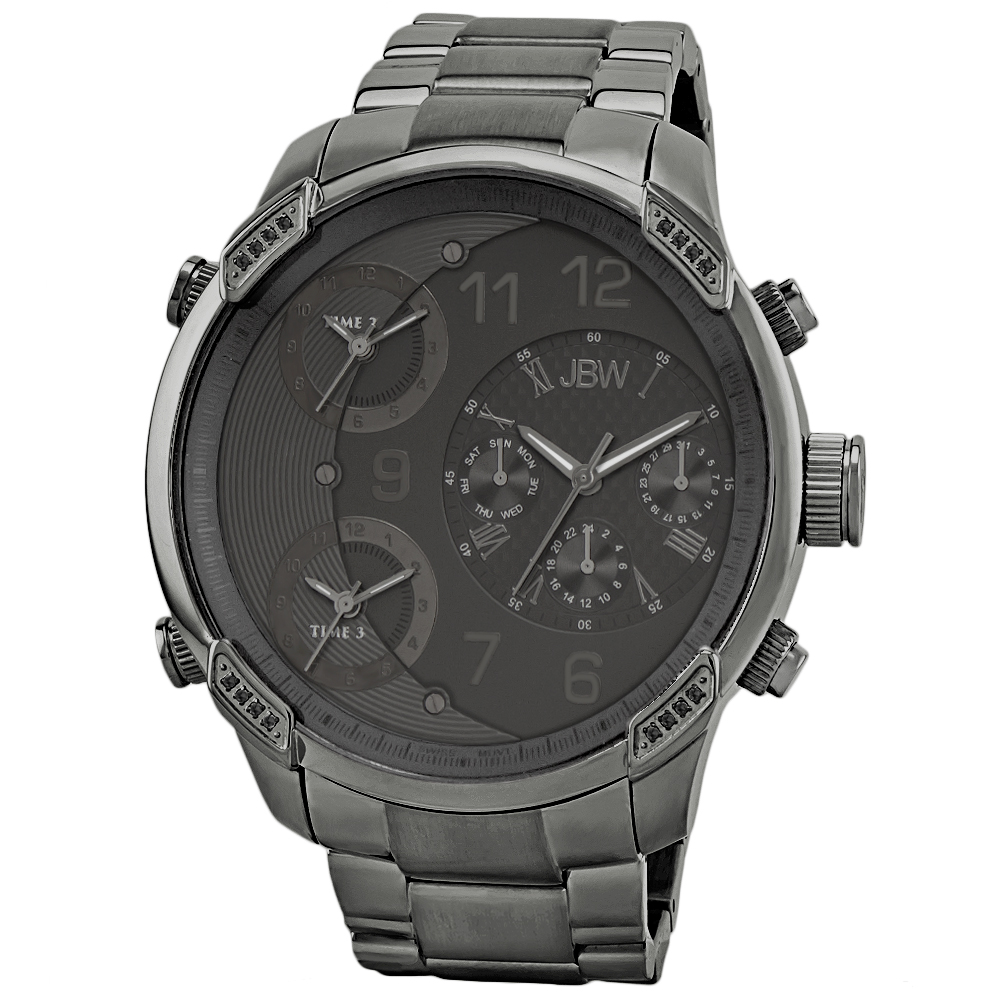 JBW Watches G4 Men's Diamond Watch J6248J