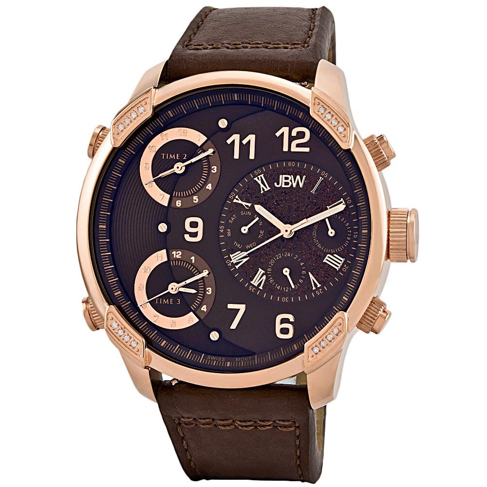 JBW Watches G4 Men's Diamond Watch J6248LH