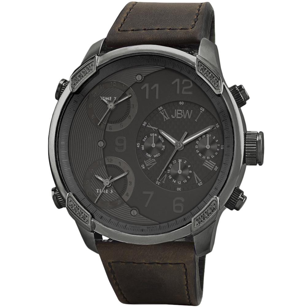 JBW Watches G4 Men's Diamond Watch J6248LK