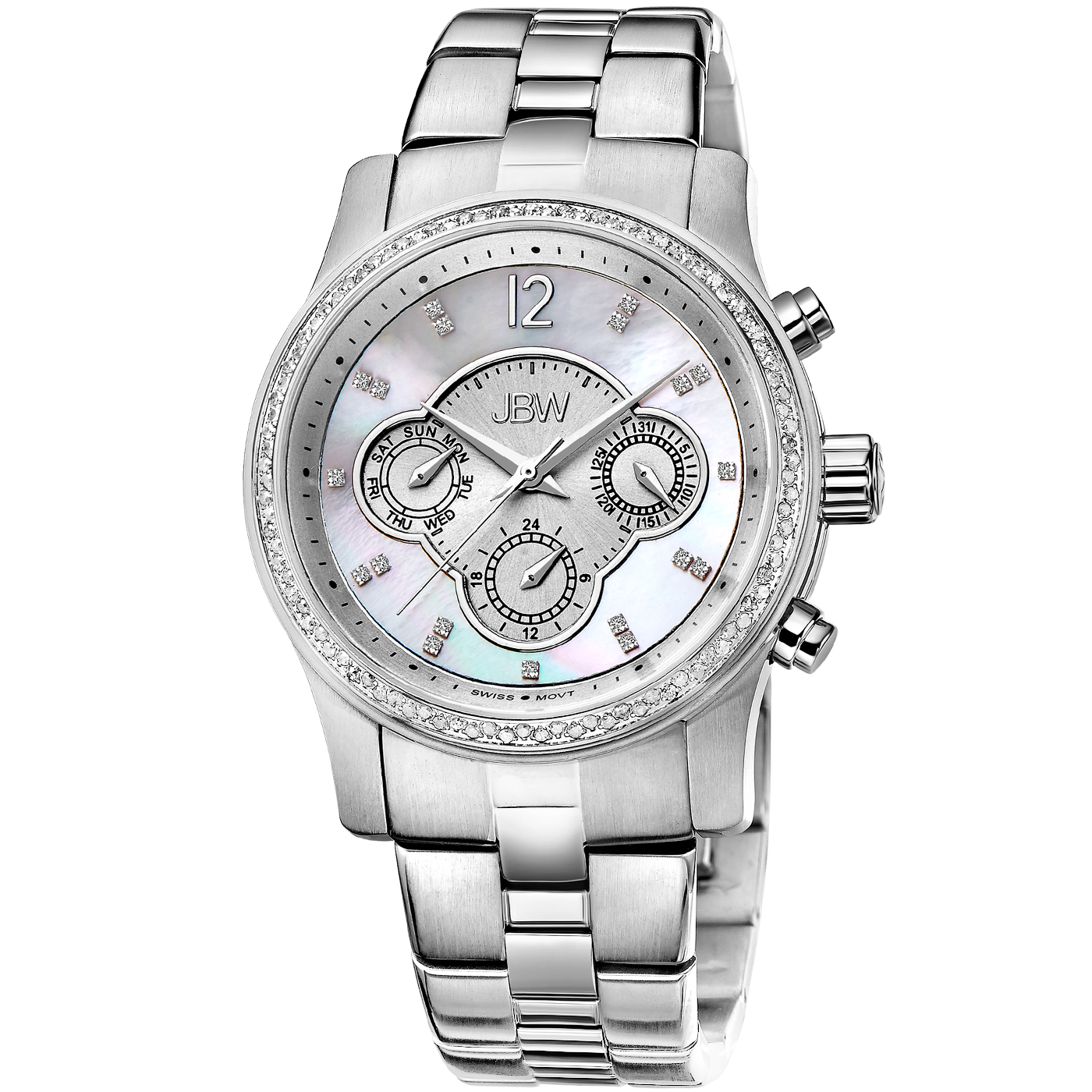 JBW Watches NOVA Women's Diamond Watch J6272A