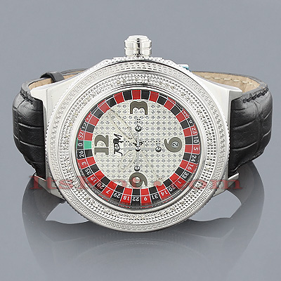 Joe Rodeo Aqua Master Techno JPM Diamond Watch 0.51ct