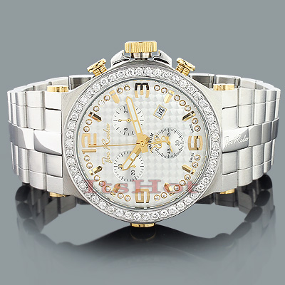 Joe Rodeo Limited Edition Diamond Watch 3.25ct Phantom