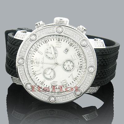 Joe Rodeo Mens Watches JoJo Apollo Diamond Watch 1.70ct