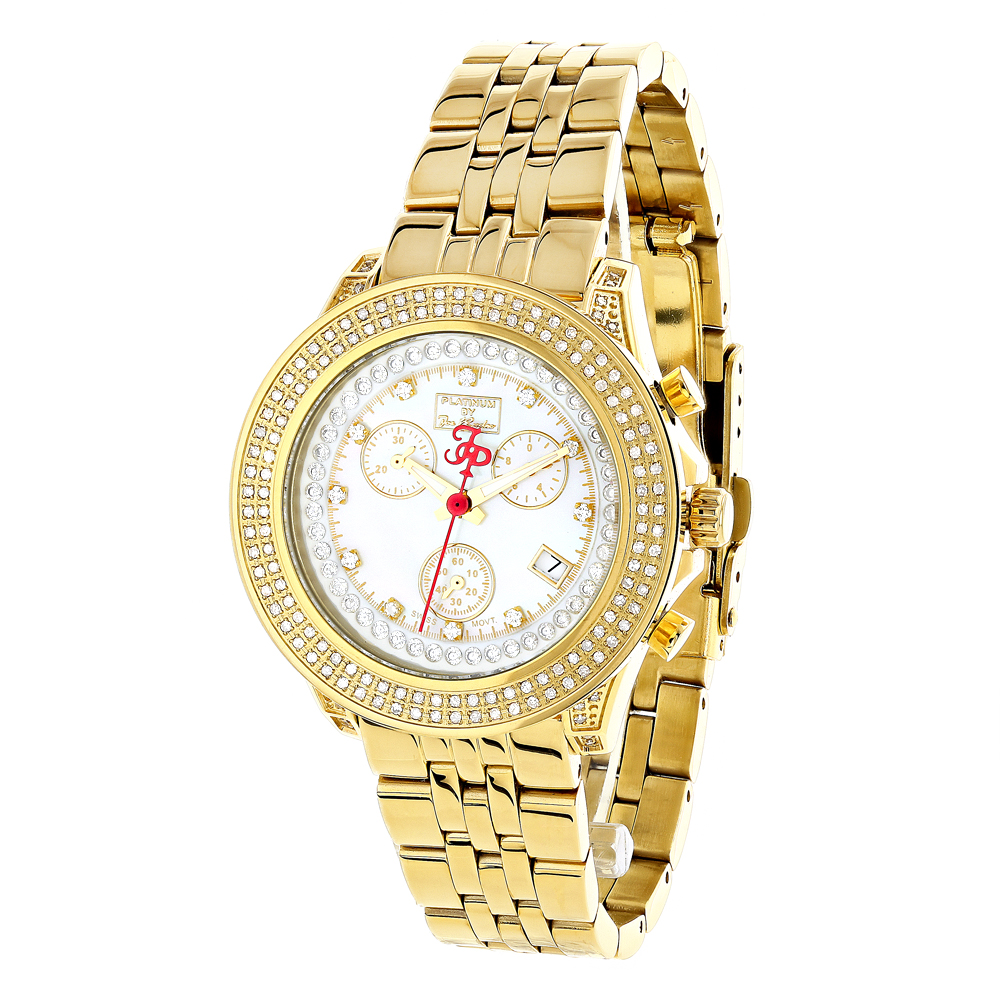 Ladies Diamond  Watch Yellow Joe Rodeo 1.25 carats