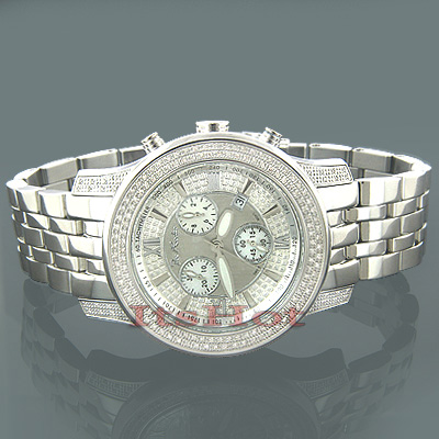 Mens Diamond JoJo Joe Rodeo Watch 1.50 ct 2000