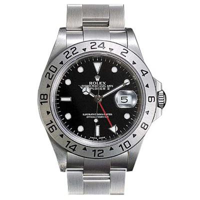 Mens ROLEX Explorer II Watch