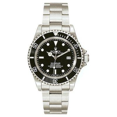 Mens ROLEX Oyster Watch Perpetual Sea Dweller 4000