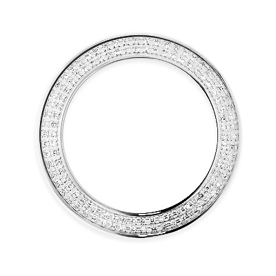 Replacement Diamond Bezel for Joe Rodeo Rio Ladies Watch 1.15ct