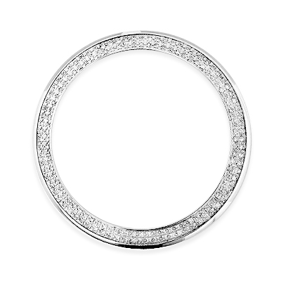 Replacement Diamond Watch Bezel for Joe Rodeo Cicily Model 1.7ct