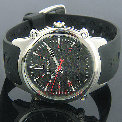 Sector Watches Anadigi Mens Sector Watch