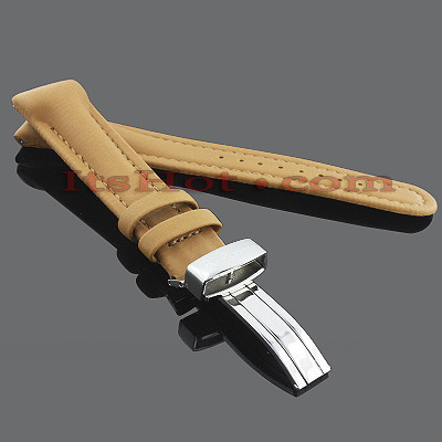 Watch Bands: Joe Rodeo Polyurethane Watch Band 20mm Camel