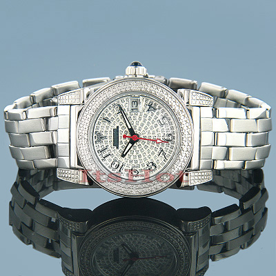 Womens Aqua Master Watches Ladies Diamond Watch