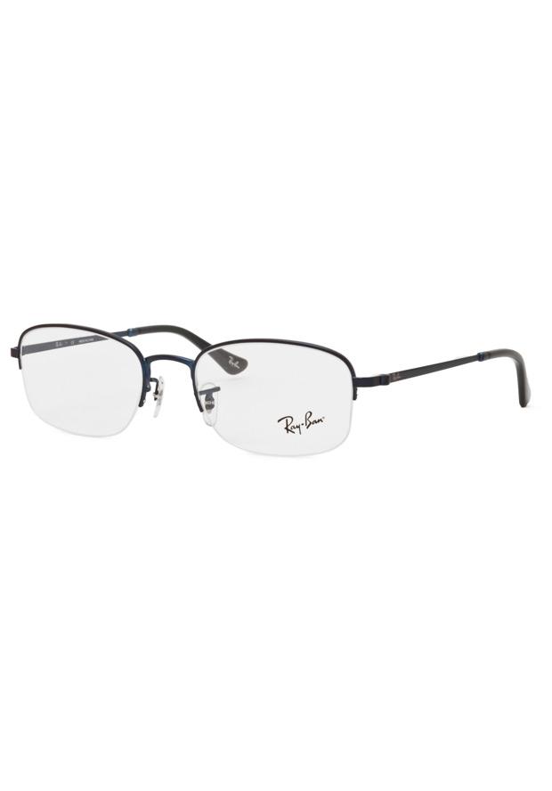 Women's Designer Eyeglasses: Ray-Ban Frames RB6206-2510-52-19-140