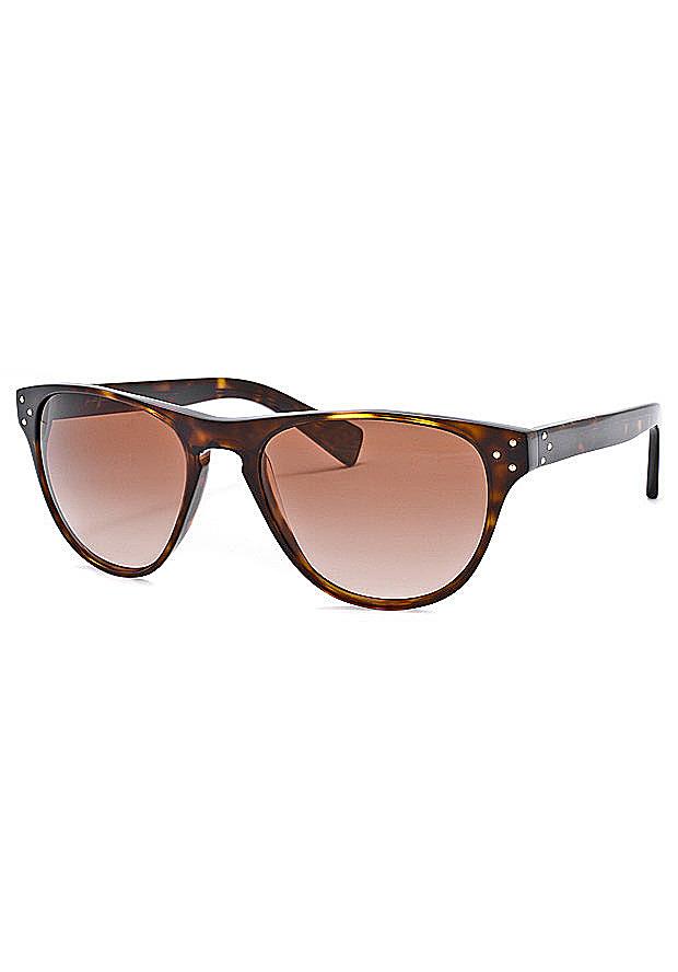 Women's Designer Sunglasses: 7 For All Mankind Sunglasses ARIETA-TORT-55-18