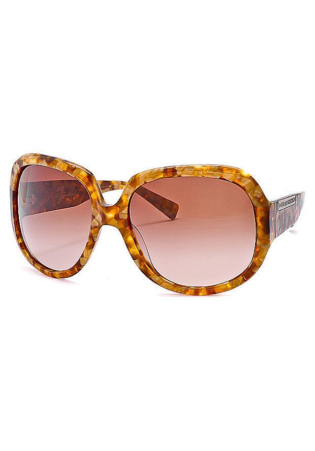 Women's Designer Sunglasses: 7 For All Mankind Sunglasses BEVERLY-AMBER-61