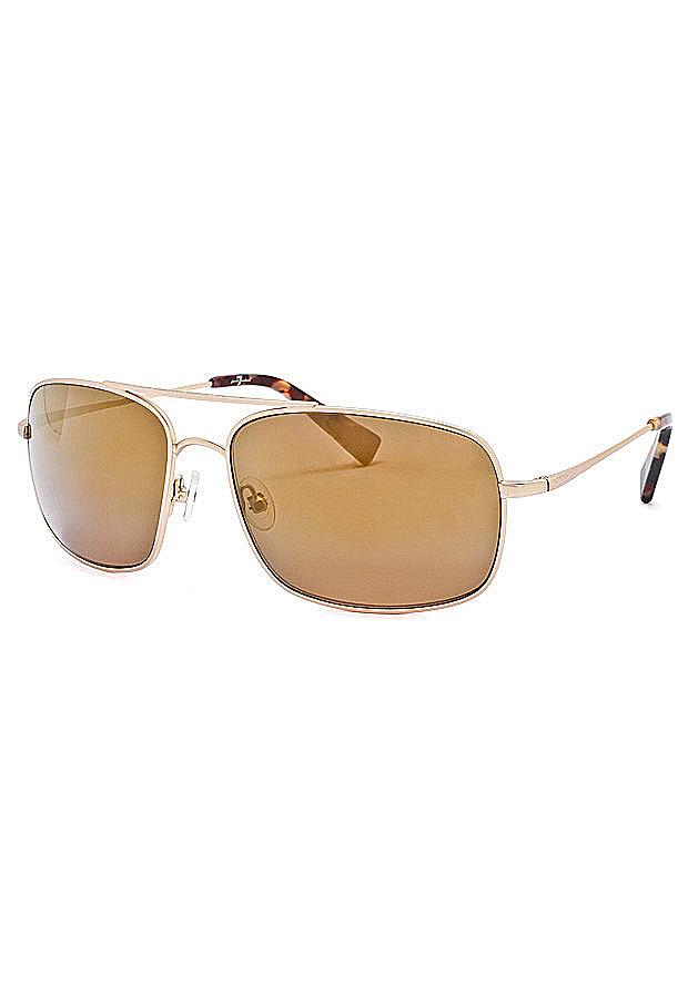 Women's Designer Sunglasses: 7 For All Mankind Sunglasses BRENTWOOD-GD-60-16